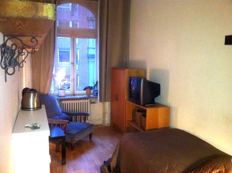 Rum centralt. Nära till det mesta. - Stockholm