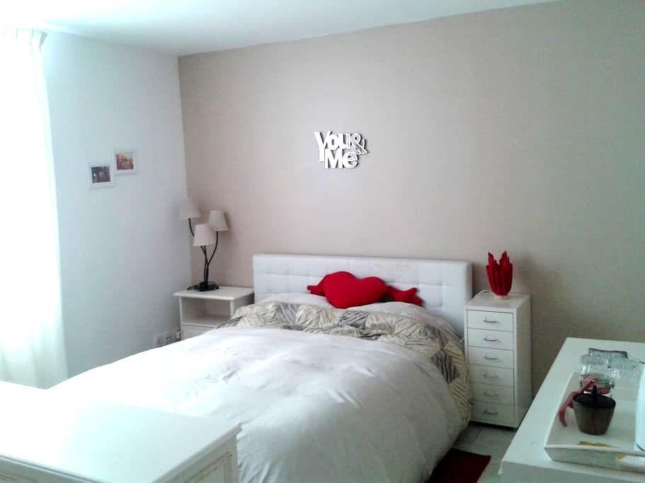 Chambre spacieuse et cosy (Accès cuisine inclus ) - Liessies - Huis