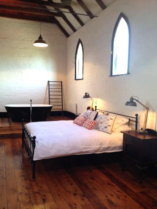 1888 Boutique Accommodation - Oxley - Huis