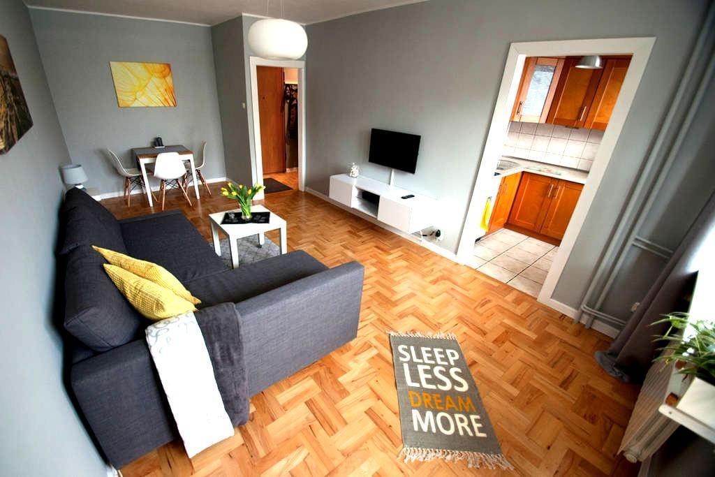 Apartament Pod lasem w Oliwie... - Gdańsk - Apartamento