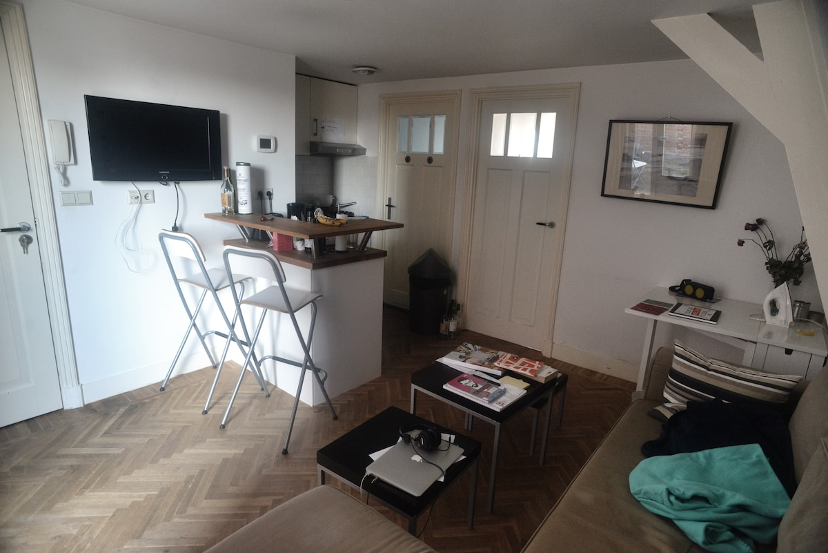 Cozy flat in Scheveningen area
