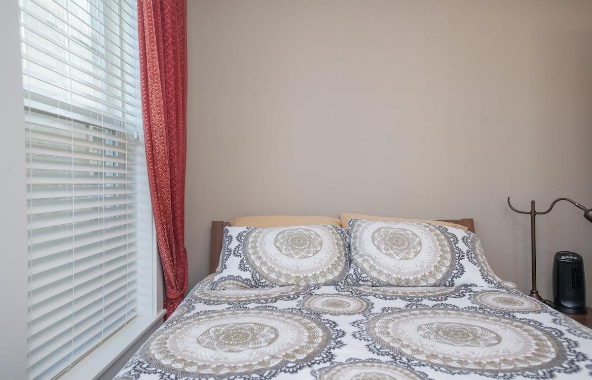 Cozy room in Alberta Arts District