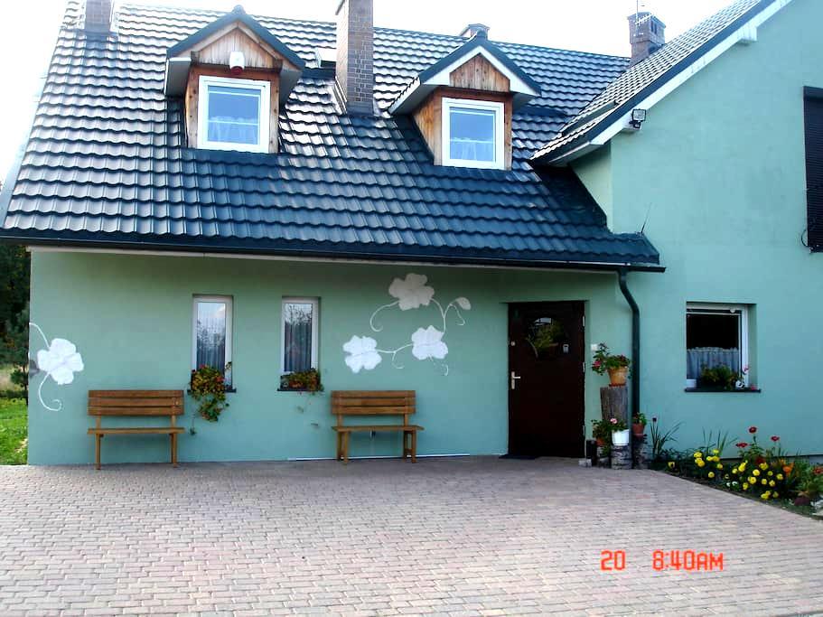 Green House pokoje gościnne - Pokrzywna