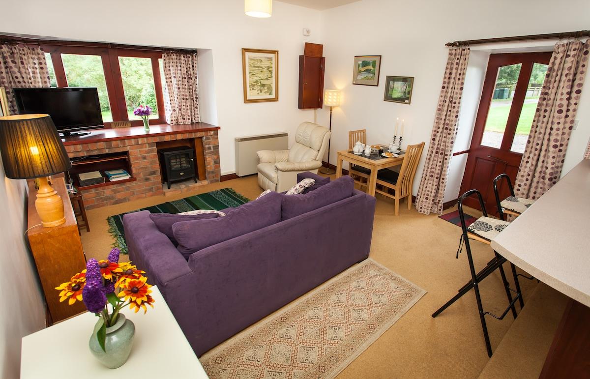 Studio @ East Briscoe Farm Cottages