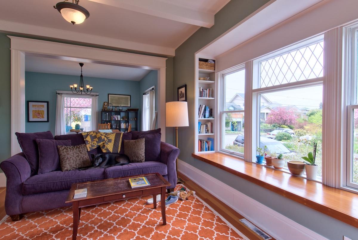 Sunny Bedroom #2 w/View: Wallingfrd