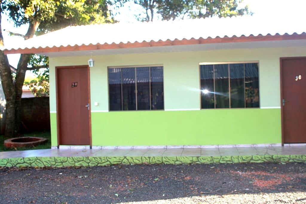 Ótimo lugar para relaxar! - Foz do Iguaçu - Huis