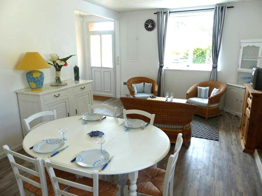 Maison proche de l' axe Rennes /St Malo - Tinténiac - Huis
