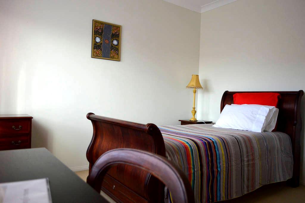 Classic style single room - Casuarina