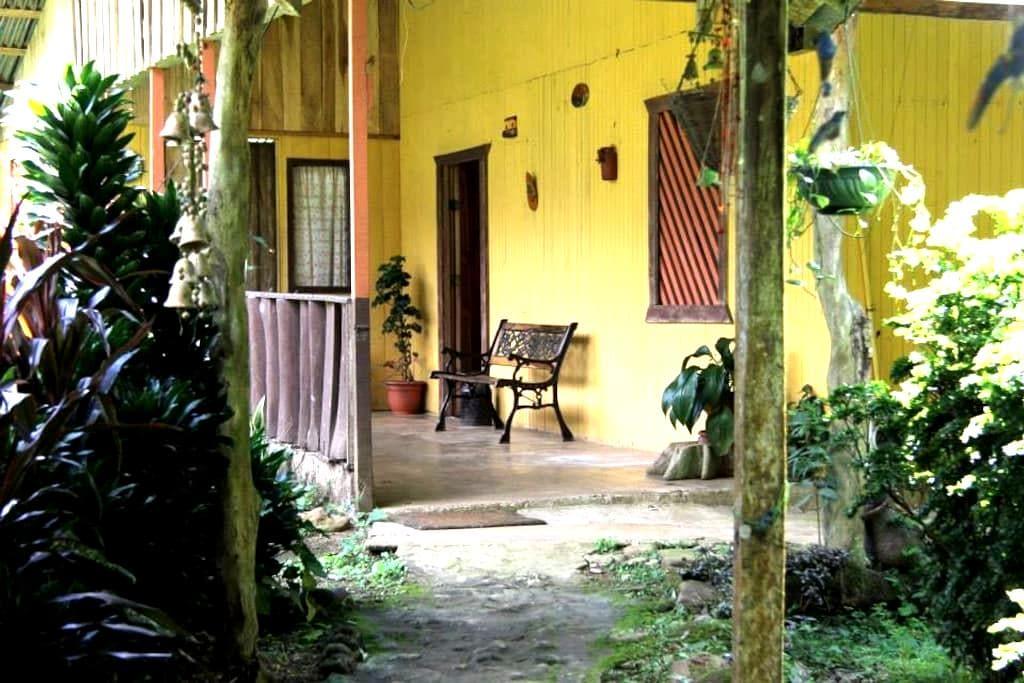 Hospedaje Paz Entre Volcanes #2 - Bijagua - Szoba reggelivel