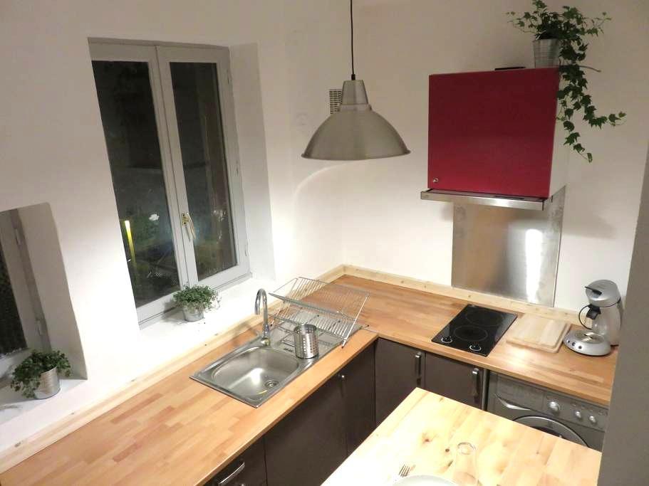 Studio Croix Rousse - Tête d'Or - Caluire-et-Cuire - Apartment