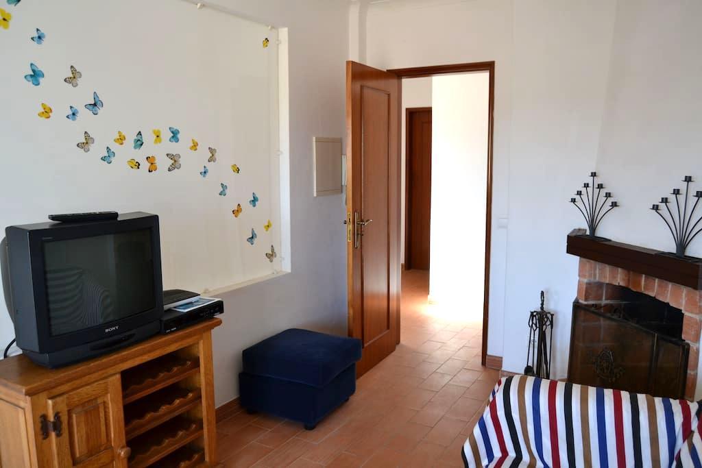 Casa Rústica Algarvia com wifi - Barão de São João