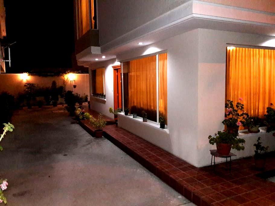 HOSPEDAJE COMO EN CASA - Ibarra - บ้าน