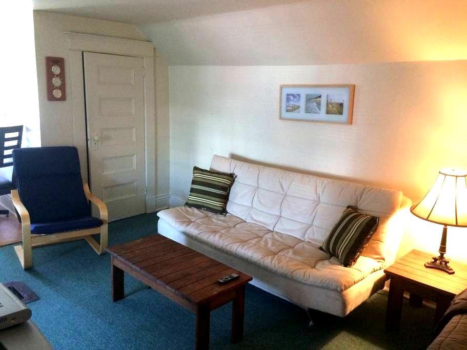 Charming apartment in century home - 奧沙瓦(Oshawa) - 公寓
