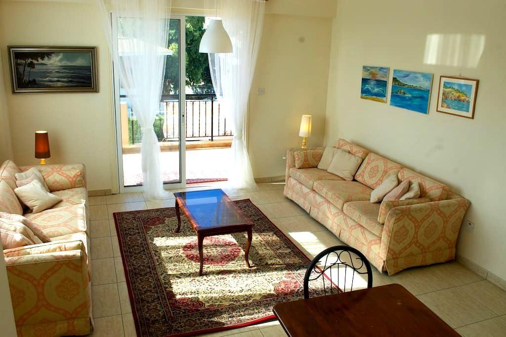 Boumboulina residence, (URL HIDDEN) CMC - Nicosia - อพาร์ทเมนท์