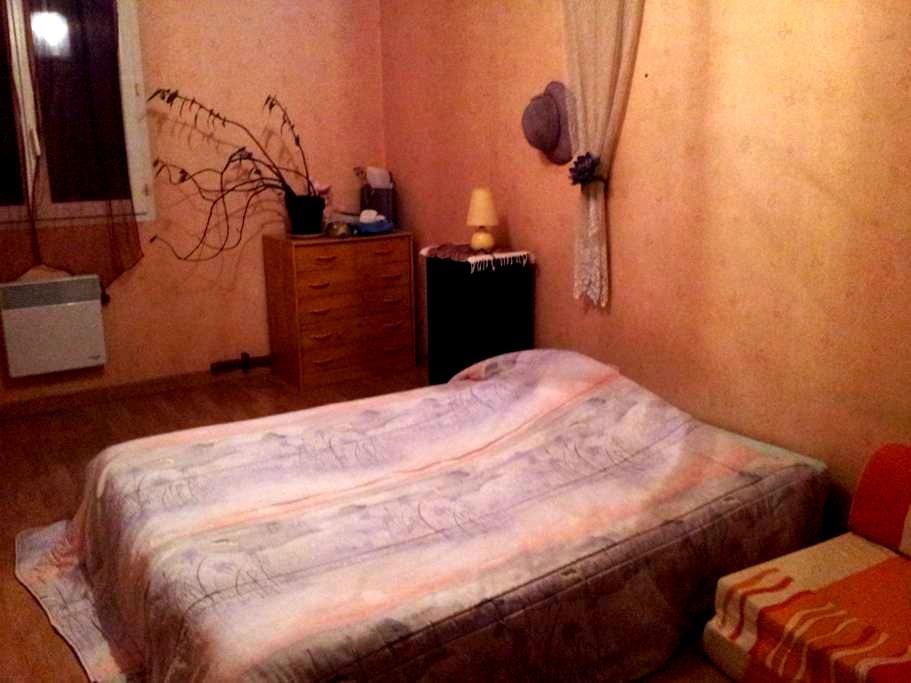 Une chambre au calme de la campagne - Saint-Clair-de-la-Tour