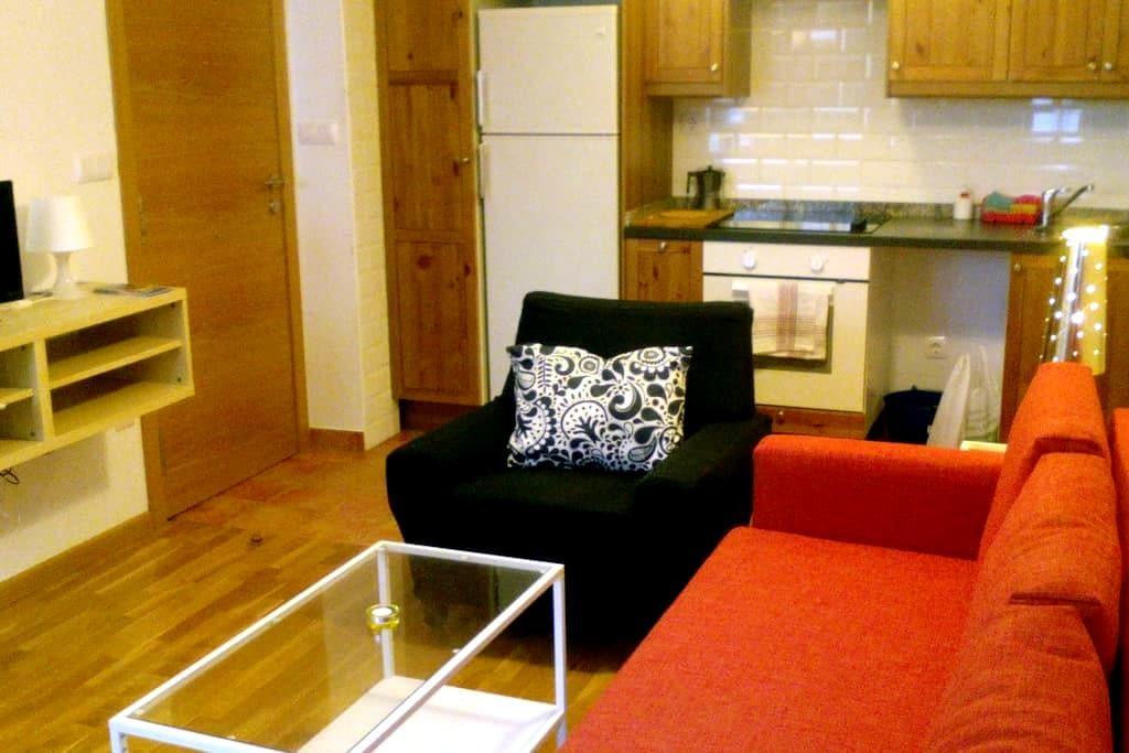 Bonito apartamento en el Camino - Villafranca del Bierzo - Condomínio