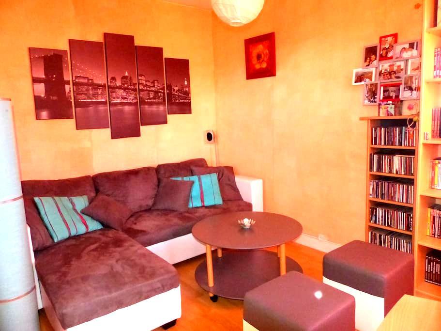 Appartement 3 pièces proche gare (centre-ville) - Besançon - Appartement