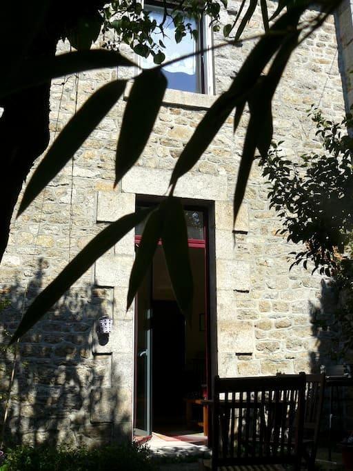 gîte Chez Germaine - Dinan - House