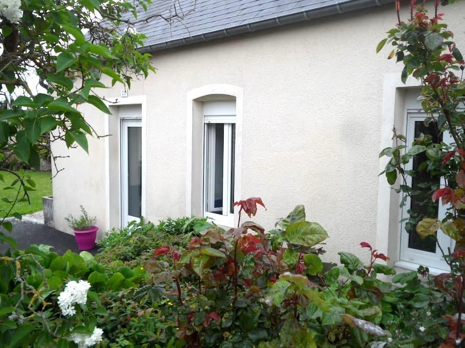 La frégate - Saint-Vigor-le-Grand - Dům