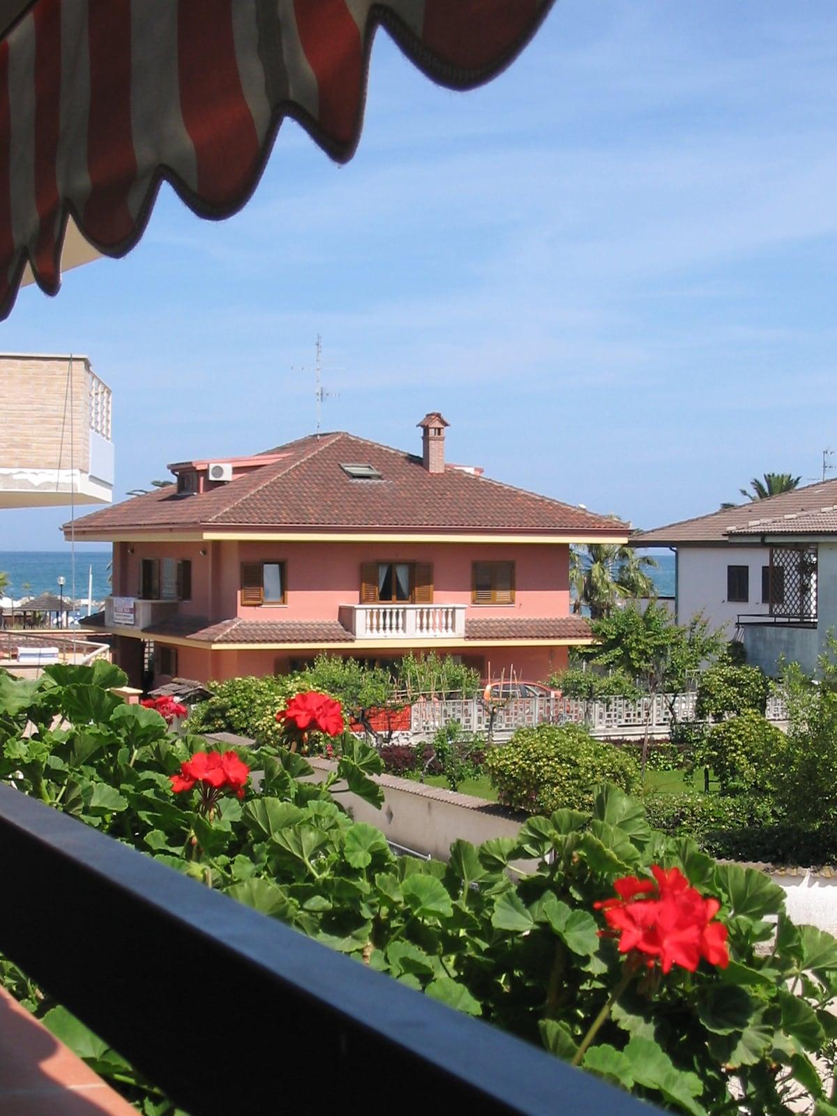 ROSETO BEACH HOUSE - BEACH & WIFI