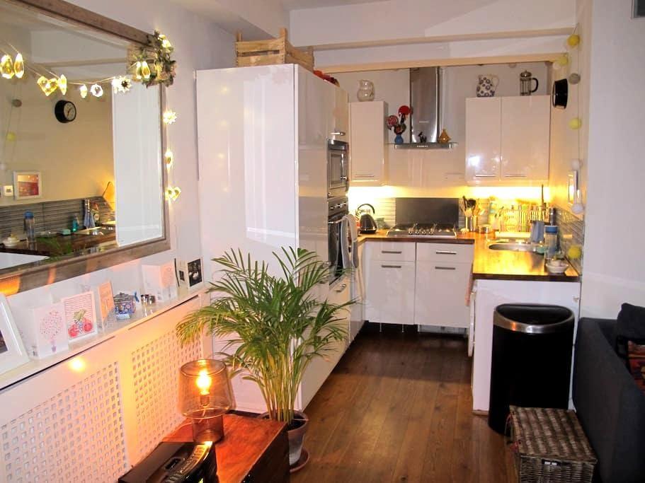 Fantastic 2 bed garden flat - West London oasis! - London - Flat