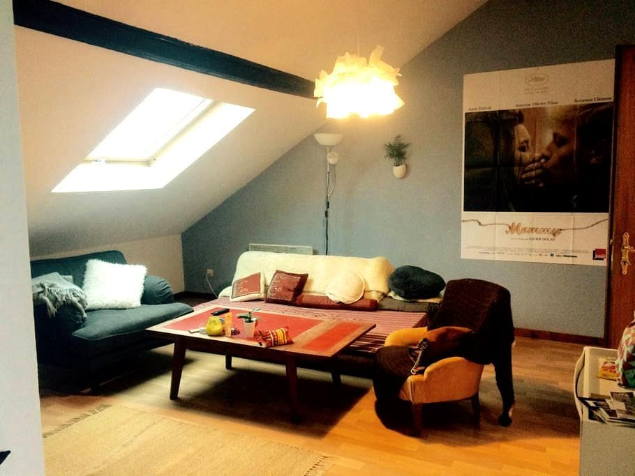 Petit cocon perché - Strasbourg - Apartament