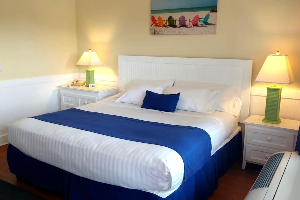 Topsail Shores Inn (King room) - Sneads Ferry