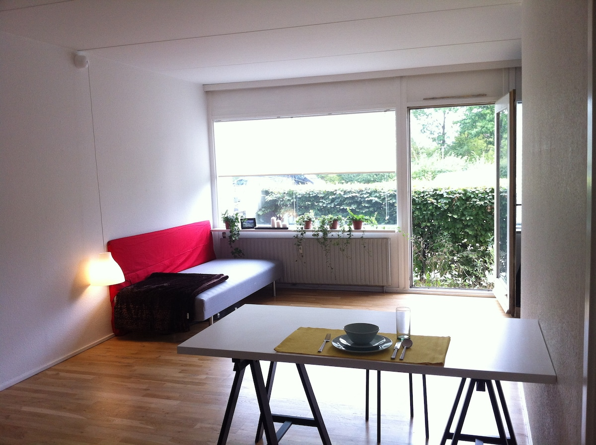Simple, sweet apartment in Lyngby