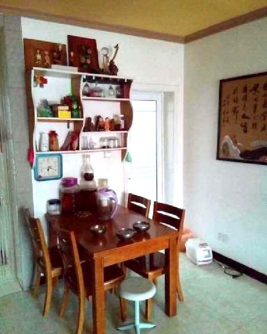 精装公寓 暖气 设施 电器应有尽有。 - Qitaihe - Condominium