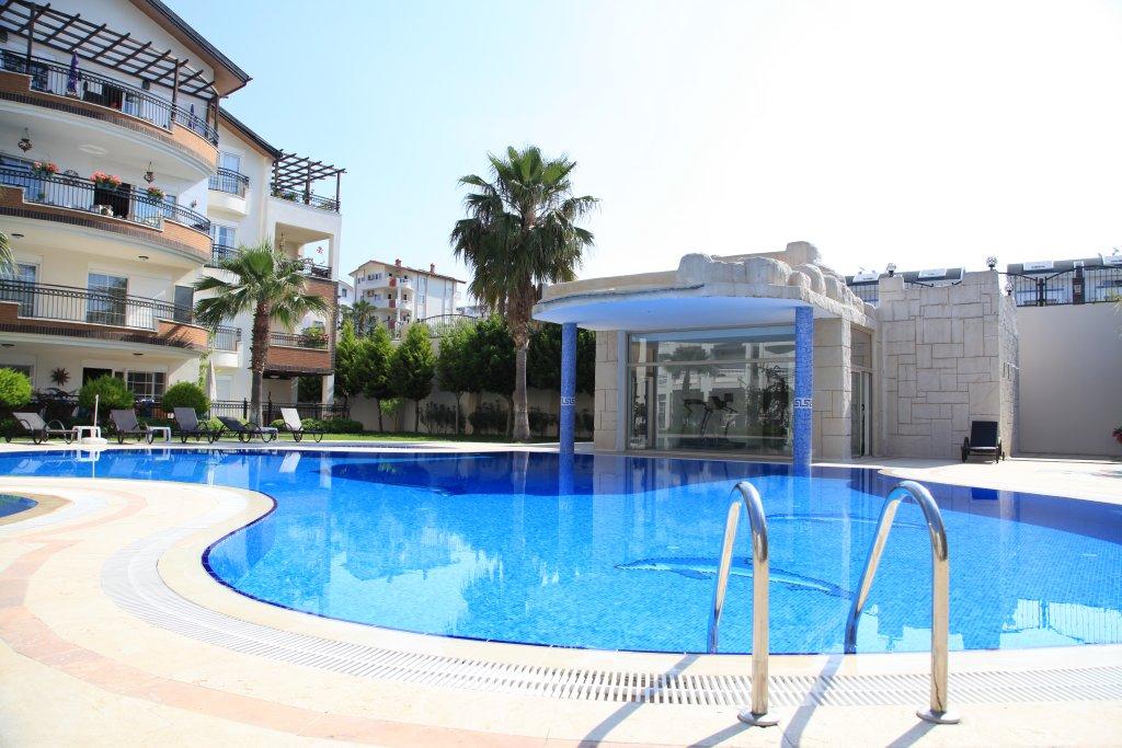 Luxury apartment in Side, Turkey