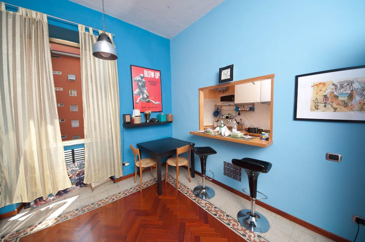 The Vatican Studio w Jacuzzi - Rome