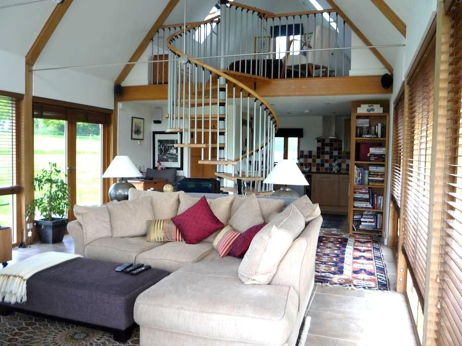 Charming country escape for 2 - with 6pm checkout. - North Leigh - Jiné