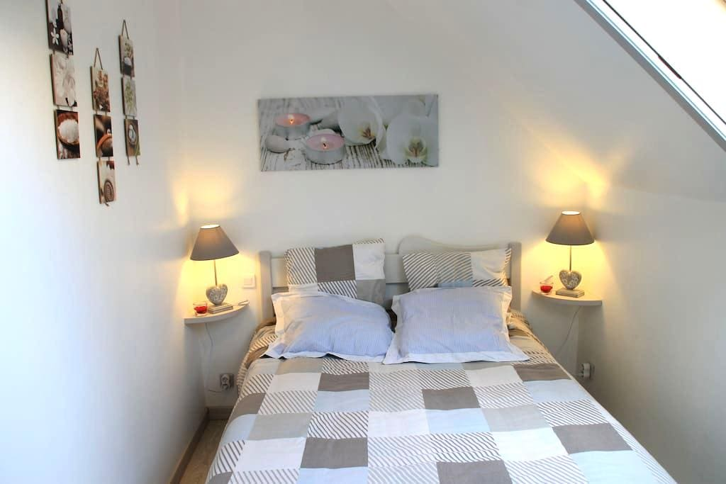 chambres d'hôtes/gîte près (Lille) - Fromelles - Rumah