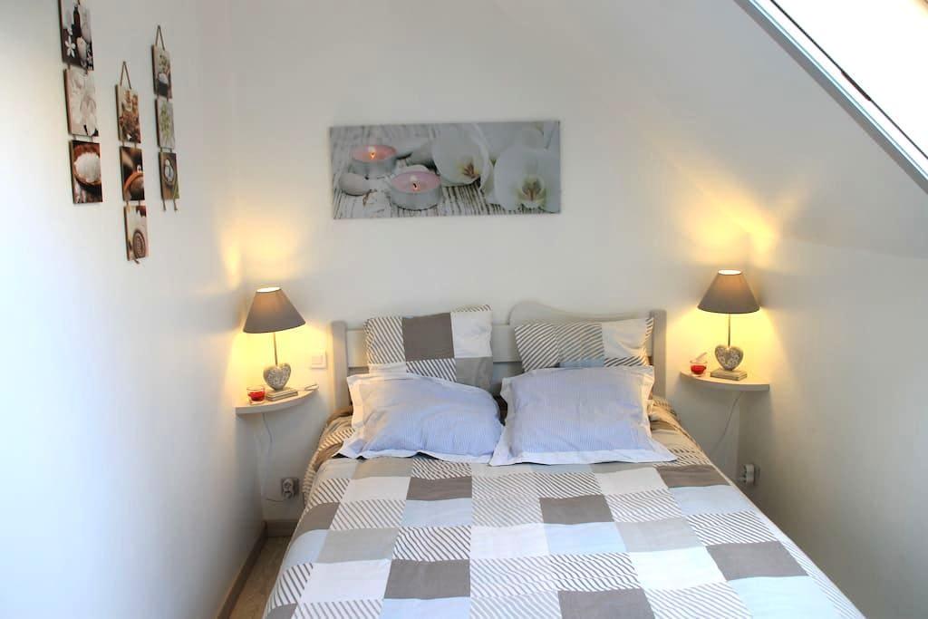chambres d'hôtes/gîte près (Lille) - Fromelles - Ház
