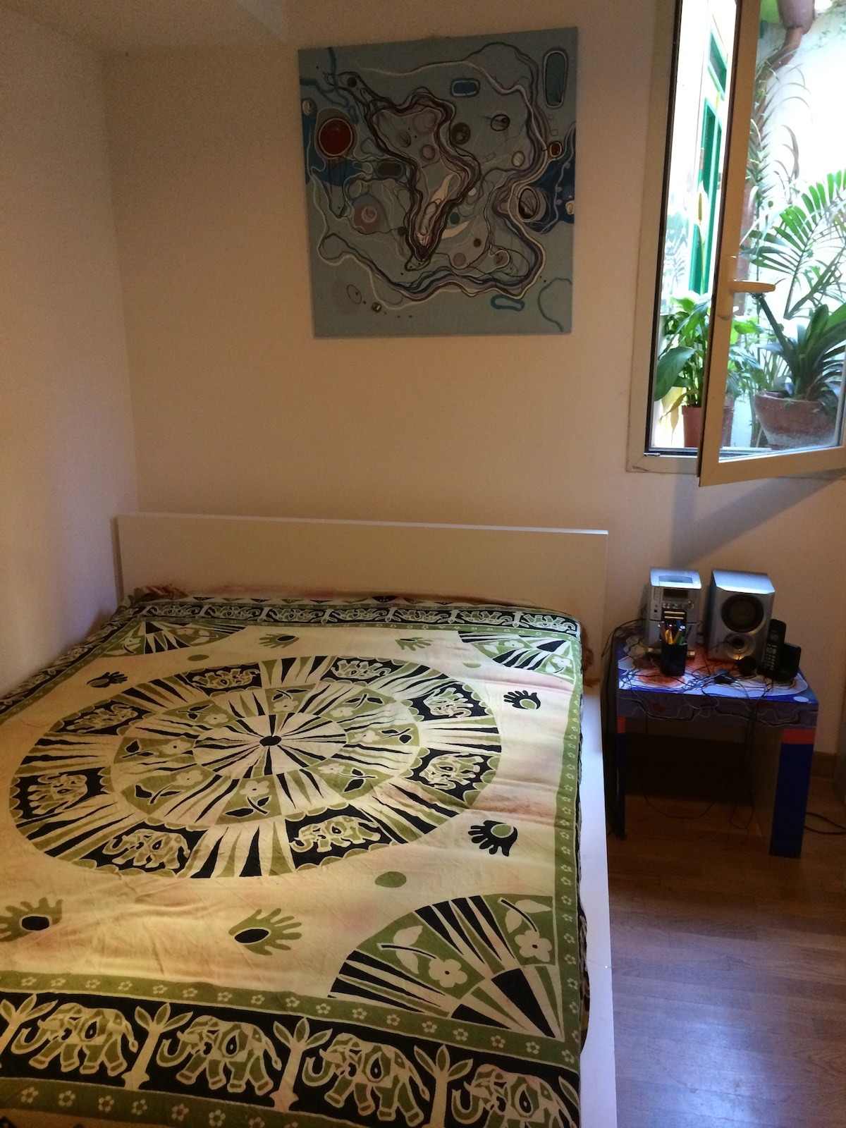 Lovely Double room Vatican area