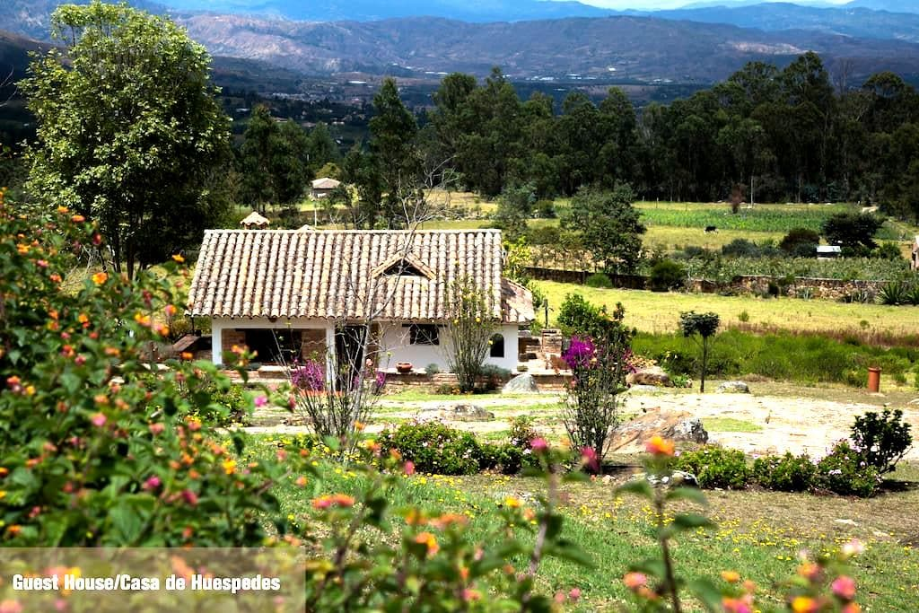 Ghivizzano Cabin-Incredible Views - Villa de Leyva - House