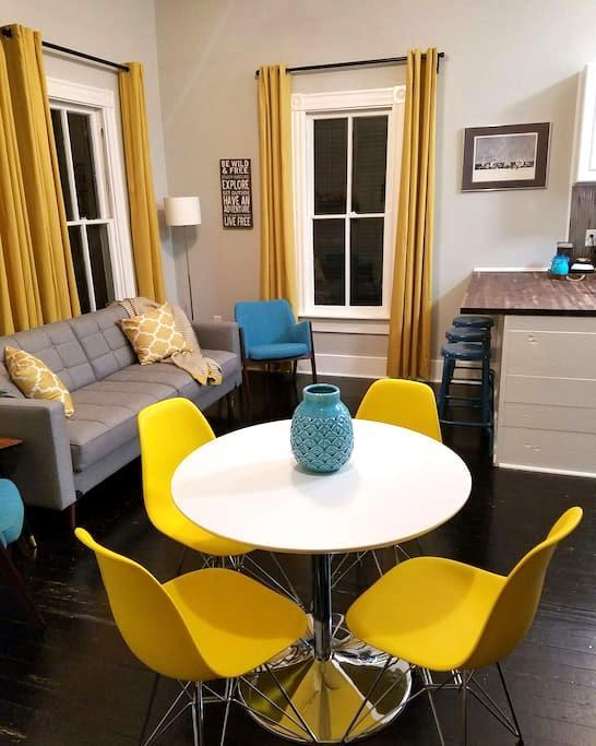 Plum Cottage At Last! - Galveston - House