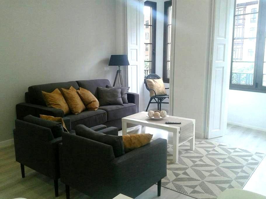 Apartamento junto a la Iglesia - Reformado en 2016 - Ribadesella - Lägenhet