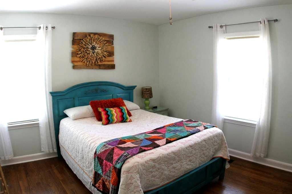 Cozy Private Room in Medical District. - Huntsville - Ev