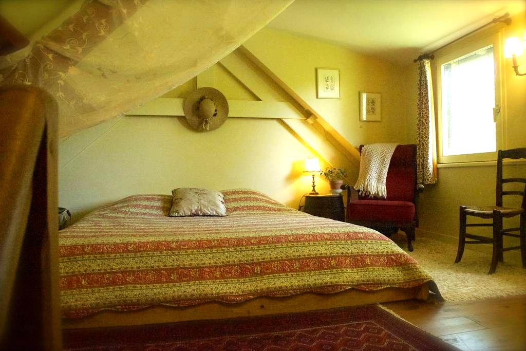 A Writer's Dream Cottage - Le Mesnil-Germain - Hus