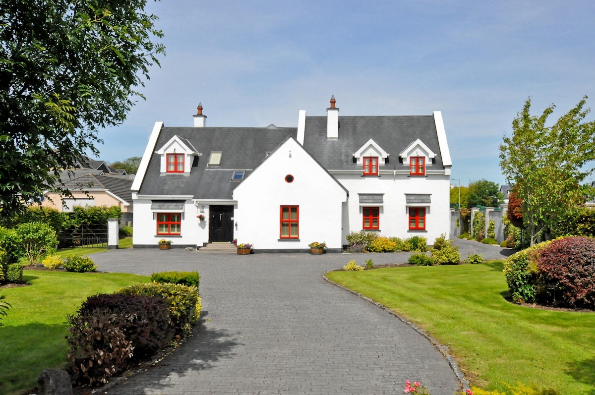 Big and comfortable house in Galway