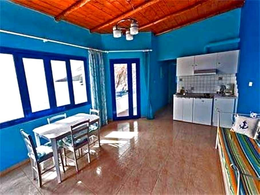 Great sea-view apartment for you! - Chania - Apartment