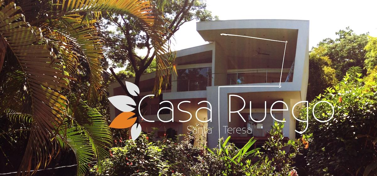 Casa Ruego ocean view