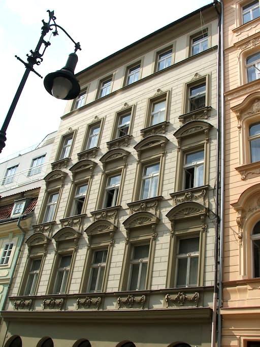 Bydli v centru Prahy ve Staré Městě - Praha - Apartemen