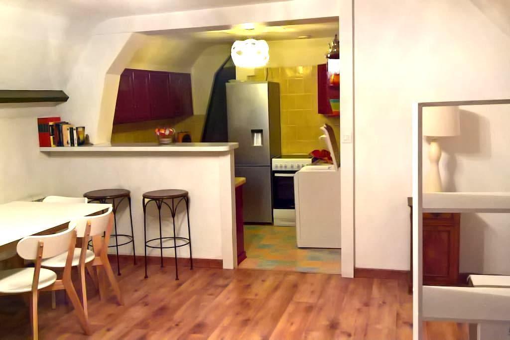 Appartement de charme vue Loire et château - Blois