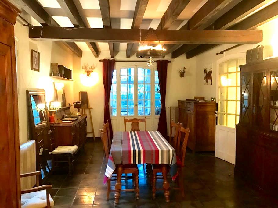 Charmante ancienne maison garde-barrière Oise - Betz