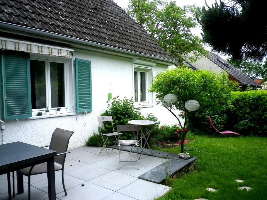 Chambre nature en Bourgogne avc pt déj ! - Talant - Bed & Breakfast