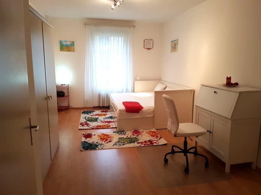 Gemütlich und zentral in St. Gallen - Sankt Gallen - Apartamento