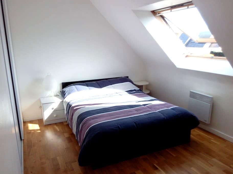 Belle chambre à 5 min de la plage - Combrit - Huis