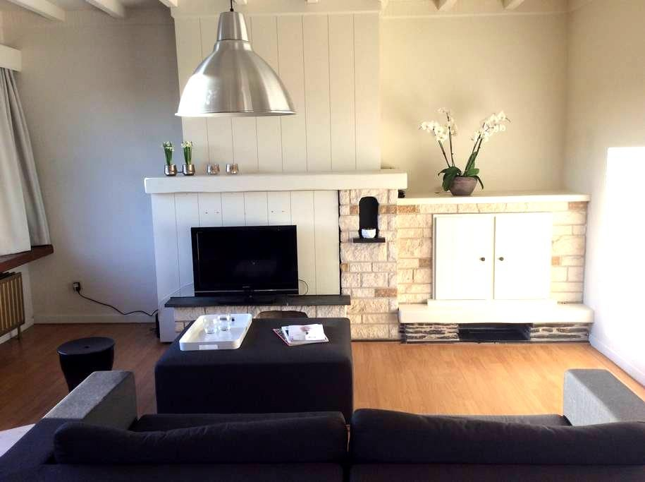 Apartment with breakfast near Bxl - Grimbergen - Departamento